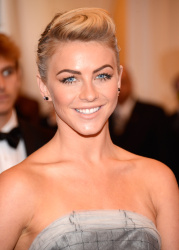 Julianne Hough - 2013 Met Gala in NYC 5/6/13