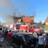 conocido negocio se incendia en Comodoro Rivadavia(fotos pro