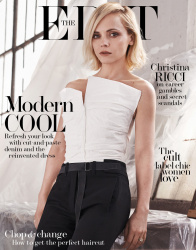 Christina Ricci - The Edit Magazine 3/22/17