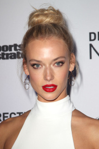 Hannah Ferguson - Sports Illustrated Swimsuit Issue Launch Event in NYC - February 16th 2017