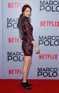 Claudia Kim Marco Polo TV Series 3