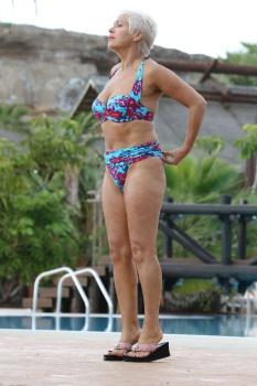 welch bikini Denise