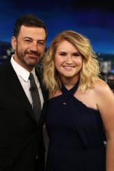 Jillian Bell - Jimmy Kimmel Live: June 15th 2017
