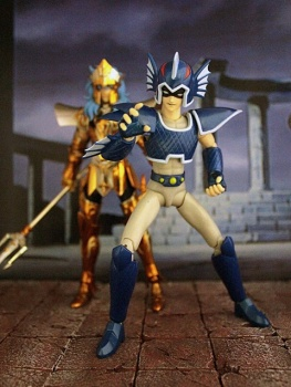Saint seiya Myth Cloth Sea Figther soldier