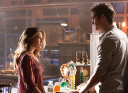 Danielle Campbell - The Originals - Season 2 Production Stills