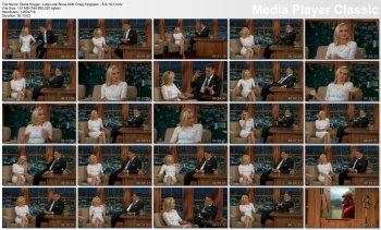 Diane Kruger - Late Late Show With Craig Ferguson - 8-5-14