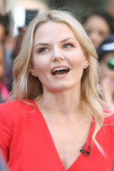 Jennifer Morrison - Arriving at Good Morning America in NYC - 05/08/15