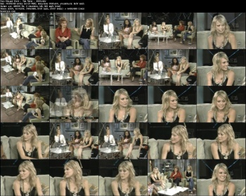 Hilary Duff - The View - 2005