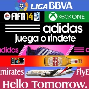 Download Real Madrid adboards marzo 2014 by djcolindres