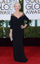 Helen Mirren - 73rd Annual Golden Globe Awards @ the Beverly Hilton Hotel in Beverly Hills - 01/10/16