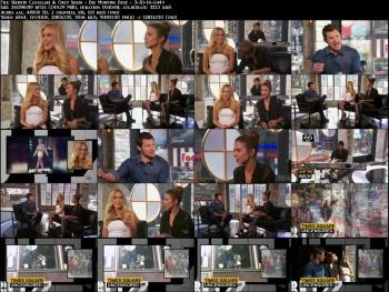 Kristin Cavallari & Orly Shani - Big Morning Buzz - 3-20-14