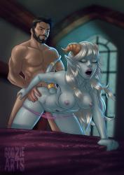 Art by Goozie