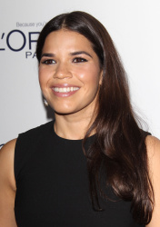 America Ferrera - 22nd Annual ELLE Women in Hollywood Awards @ Four Seasons Hotel Los Angeles in Beverly Hills - 10/19/15