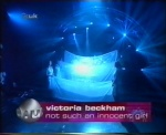 Victoria Beckham / CD:UK 2001 / Not Such An Innocent Girl
