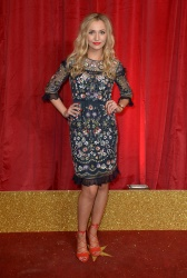 Tilly Keeper - British Soap Awards 2016 @ Hackney Empire in London - 05/28/16
