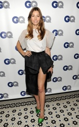 Jessica Biel - GQ Men of the Year dinner in NYC 11/11/13