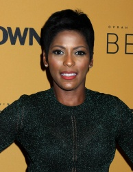 Tamron Hall - Belief New York Premiere @ TheTimesCenter in NYC - 10/14/15