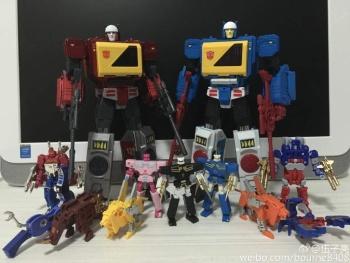 [KFC Toys] Produit Tiers - Jouet Transistor (aka Blaster/Tempo) + DoubleDeck (Twincast) + Fader (aka Eject/Éjecteur) + Rover (aka Autoscout) - Page 2 FUBGGDae