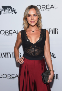 Arielle Kebbel - Vanity Fair and L'Oreal Paris toast to Young Hollywood in West Hollywood - February 21st 2017