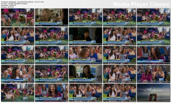 The cast of Mistresses - Good Morning America - 6-2-14