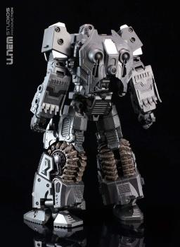 [Mastermind Creations] Produit Tiers - Reformatted R-13 Spartan (aka Impactor) des Wreckers + R-14 Commotus (aka Turmoil) - IDW IYm83fKE