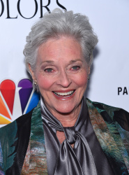 Lee Meriwether - Dolly Parton's Coat Of Many Colors Premiere @ the Egyptian Theatre in Hollywood - 12/02/15