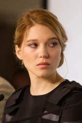 Lea Seydoux - 'The Lobster' Press Conference @ The 68th Annual Cannes Film Festival - 05/15/15