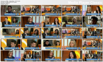 Laura Prepon & Taylor Schilling - Today Show - 6-10-14