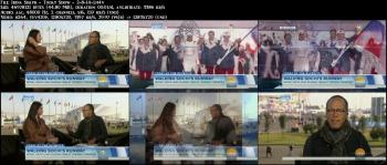 Irina Shayk - Today Show - 2-8-14