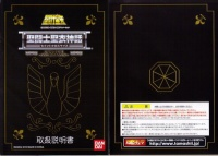 Cygnus Hyoga New Bronze Cloth ~ Power of Gold Acv3yYTz