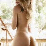 Gatas QB - Miss Bumbum Portugal (Marianne Ranieri) Revista Sexy Julho 2014 Edição de Coleccionador