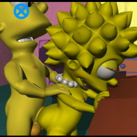 Simpsons Flash Game Collections