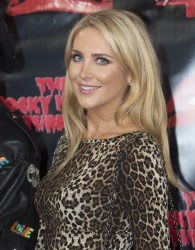 Stephanie Pratt - The Rocky Horror Picture Show: 40th Anniversary Screening @ Royal Albert Hall in London - 10/27/15