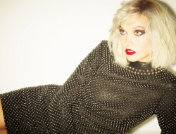 Karlie Kloss - Ezra Petronio Photoshoot for Self Service Fall/Winter 2013