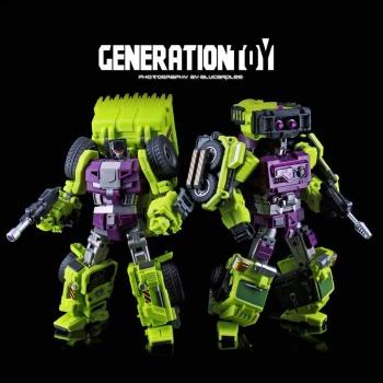 [Generation Toy] Produit Tiers - Jouet GT-01 Gravity Builder - aka Devastator/Dévastateur - Page 2 DwSAOP8F