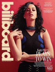 Katy Perry - Billboard Magazine - Feb 2015