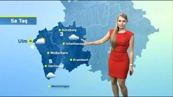 Anna Gröbel -Augsburg TV -Allemagne Abu4qZ3t
