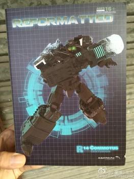 [Mastermind Creations] Produit Tiers - Reformatted R-13 Spartan (aka Impactor) des Wreckers + R-14 Commotus (aka Turmoil) - IDW JbH1HIcR