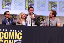 Jennifer Lawrence - X-Men: Apocalypse Panel @ San Diego Comic-Con 2015 - 07/11/15