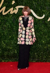 Anna Wintour - 2015 British Fashion Awards @ the London Coliseum in London - 11/23/15
