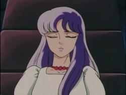 Saint Seiya Screenshots Athena Saori Kido
