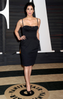 """Sarah Silverman """"2015 Vanity Fair Oscar Party hosted by Graydon Carter at Wallis Annenberg Center for the Performing Arts in Beverly Hills"""" (22.02.2015) 43x   L2BAraKo"""