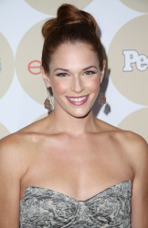 Amanda Righetti - People's 'ONES To Watch Party' in LA 10/9/13