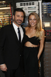LeAnn Rimes - Jimmy Kimmel Live: March 7th 2017