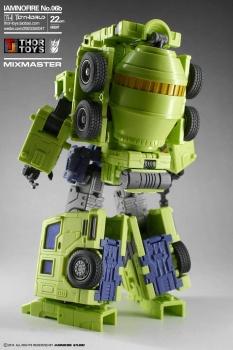 [Toyworld] Produit Tiers - Jouet TW-C Constructor aka Devastator/Dévastateur (Version vert G1 et jaune G2) - Page 5 3AMNuf83