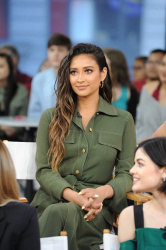 Shay Mitchell - Good Morning America: April 18th 2017
