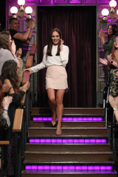 Laura Haddock - The Late Late Show with James Corden: June 22nd 2017