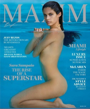 Maxim USA – May 2016