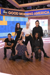 Sofia Carson - Good Morning America: July 17th 2017