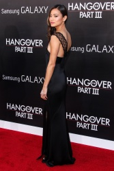 Jamie Chung | Hangover Part 3 Premiere in Westwood | 20.05.2013 |14 hq